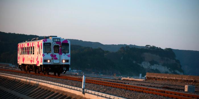 ローカル線と被災地の復興[上] 挑む三陸鉄道