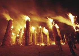 日本三大火祭り「松明あかし」で聞こえてくる地名とは?