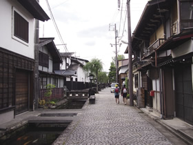 他地域に学ぶ vol.2 「飛騨古川」観光先、移住先としての地方の可能性