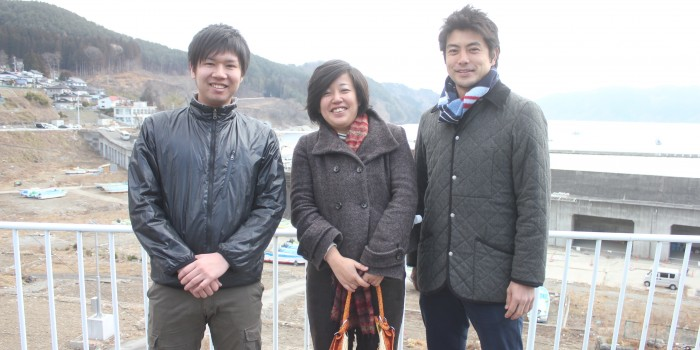 Community Development in Kamaishi, Iwate: a Model Case for Outside Support (1)