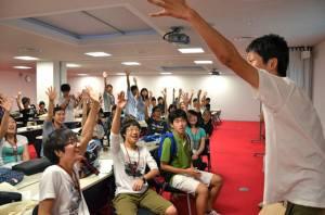 【リリース】ハーバード大とのサマースクール 東日本大震災被災高校生対象奨学金制度