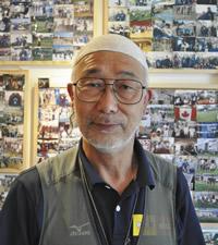 NPO法人「石巻スポーツ振興サポートセンター」理事長・松村善行さん