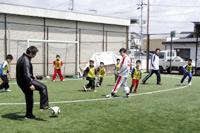 親子でスポーツを楽しむ「わんぱくスマイルプログラム」