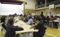 [岩手県大槌町] まちづくりに参加の手応えを 複数団体が連携し行政と住民のパイプ役に
