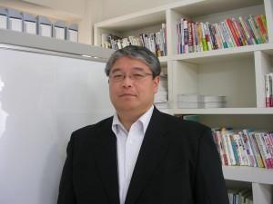 陸前高田市復興まちづくり会社「なつかしい未来創造」の町野弘明さん