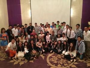 大学生が被災の経験を世界に発信 アジアの若者との交流で視野を広げ、役割を自覚