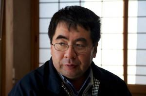 太平桜酒造合資会社9代目代表の大平(おおひら)さん