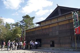福島県福島市 生活遺産を伝承する「福島市民家園」
