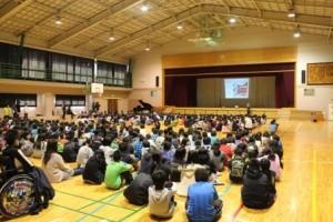 [現地レポート] 震災の経験を次世代に 南三陸町の復興応援隊員、仙台の小学校で授業