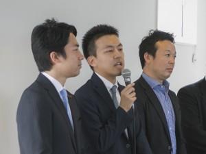 木下斉氏。高校時代より地域再生問題に取り組み、早稲田大学在学中には経済産業研究所のリサーチアシスタントや東京財団のリサーチ・アソシエイト等を兼任。 2009年、事業による地域活性化を目指すまちづくり会社「エリア・イノベーション・アライアンス」を設立。2010年には内閣府政策調査員を務めるなど、政策立案にも取り組む。 一般社団法人エリア・イノベーション・アライアンス代表理事、一般社団法人公民連携事業機構理事他