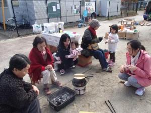 子どもの遊び場が、大人も惹きつける地域コミュニティの場となる