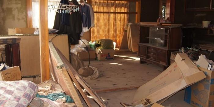 「在宅被災者」の現実に向き合う