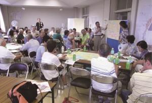 地域産業いかに再建?巨大コミュニティのマネジメント術