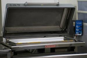 真空包装機で密閉すれば常温でも日持ちするので必須の機材