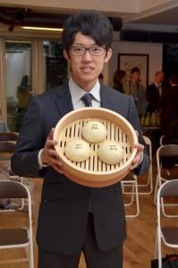 KAMAROQ株式会社、代表取締役の中村博充さん