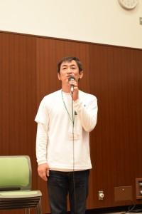 双葉郡未来会議代表 平山勉さん(富岡町)