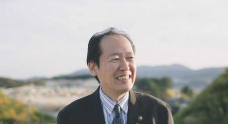 陸前高田市の市長の夢 「陸前高田を復興の象徴にする」