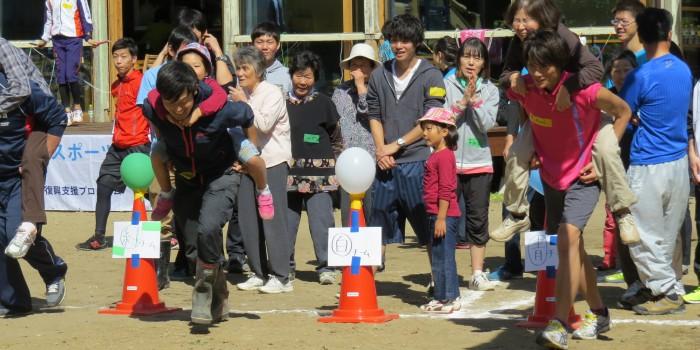 神戸から東北へ「自立」を目指した支援を継続 スポーツ×復興。アシックスがイベント開催