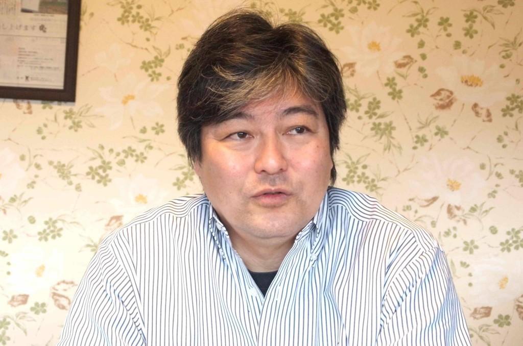 """「陸前高田に根付くビジネスを作りたい、とずっと考えてきました。そのためには、時間がかかっても""""付加価値""""が欠かせないと思ったんです」と髙橋さん。"""