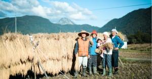 長野県小谷村にある人口70人の集落で「むらのこし」活動を行う若者グループ