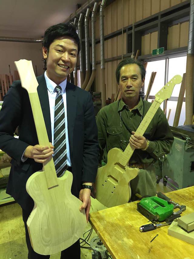 気仙大工さんとの商品開発は着々と進んでいる。(写真提供:株式会社セッショナブル)