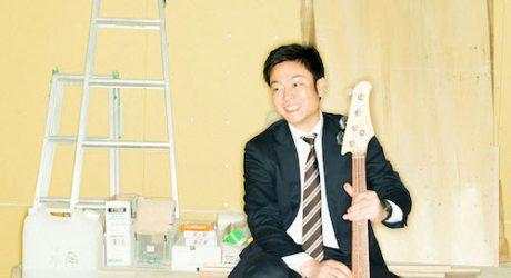 ここで作った国産ギターを、東南アジアで販売したい。まずは売上5億円。株式会社セッショナブル