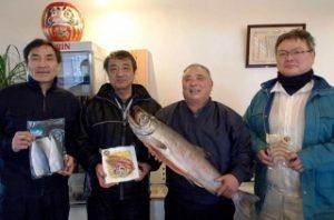 大槌町の財産・鮭を全国へ!4人で立ち上げる新ブランド