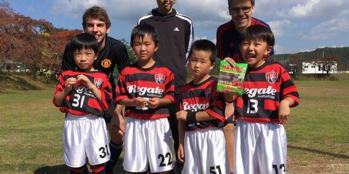 スポーツを通じて地域の子どもたちを育むコミュニティを!