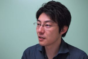 NPO法人アスイク 代表の大橋雄介さん。福島県の出身だが、縁あって仙台で活動を続けている。