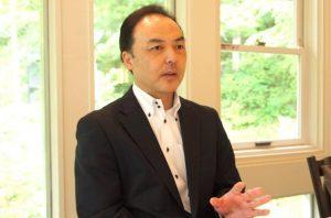 「百貨店などに出店していますが、すべて当社の社員がいて、直接販売しています」と新田さん。