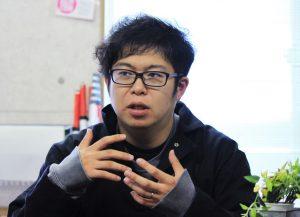 お話を聞いたのは、株式会社佐久 専務取締役の佐藤太一さん。