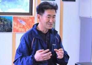 宮城県漁業協同組合 戸倉出張所 カキ部会 部会長 後藤 清広さん