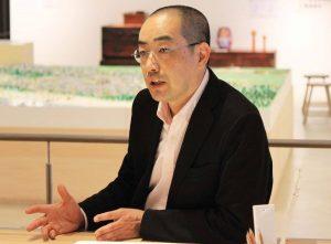 本江さんは、仙台市震災復興メモリアル等検討委員会のメンバーとして、事業開始当初から携わってきました。