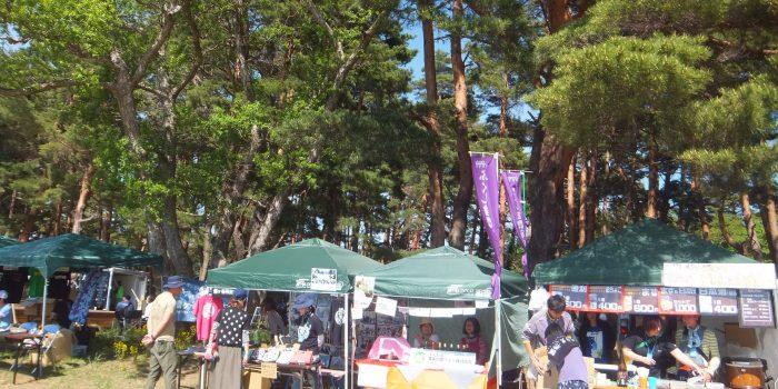 地元の人が集い、思い切り楽しむ!100%自然エネルギーを使った野外ステージ