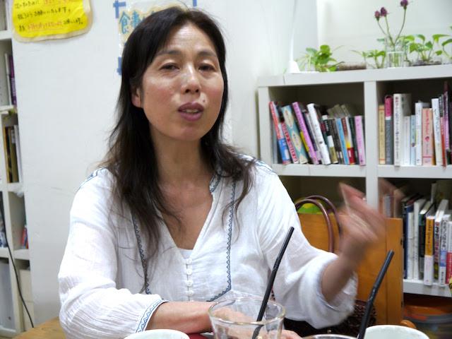 佐藤貴子さん「心の復興が遠い人ほど、家に閉じこもりがち。どうやって外のことに関心をもってもらうかが課題かな」
