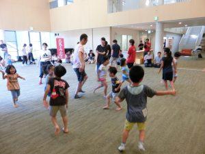 【企業がつなぐチカラ】コナミグループ協力:Blooming TAKATA「こどもダンス教室」リズムに合わせて楽しく運動不足を解消