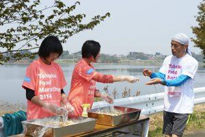 全国と被災地をつなぐマラソンの補給食とは? 『ランメシ!東北風土(Tohoku FOOD)』公募が11/30より開始